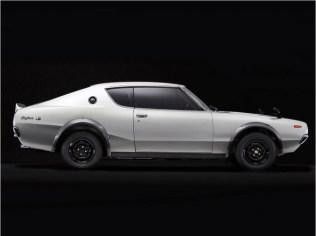 1973 Nissan Skyline GT-R Monterey RM Auction 05