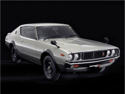 1973 Nissan Skyline GT-R Monterey RM Auction 25