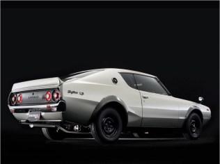 1973 Nissan Skyline GT-R Monterey RM Auction 26