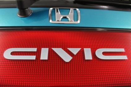 1991 Honda Civic Si Tahitian Green 16