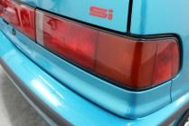 1991 Honda Civic Si Tahitian Green 17