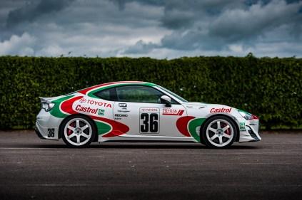 30_Toyota GT86 WRC Castrol Celica livery