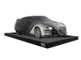 Eaglemoss Nissan GTR engine subscription model stand