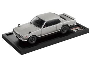 Nissan Skyline KPGC10 GT-R Hakosuka subscription model display base