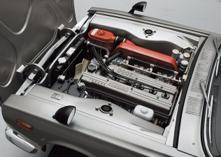Nissan Skyline KPGC10 GT-R Hakosuka subscription model engine