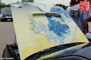 Toyota AE86Hood1
