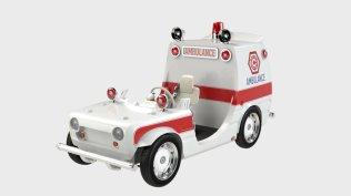 Toyota Camatte Hajime ambulance