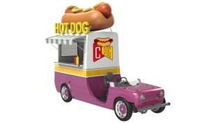 Toyota Camatte Hajime hot dog truck