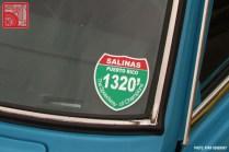 Datsun 510 Wagon Puerto Rico Sticker Team_Nostalgic Chicago