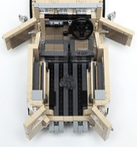 Lego Toyota Land Cruiser 10
