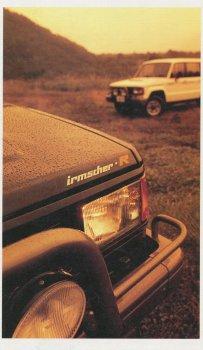 Isuzu Bighorn Irmscher R 01