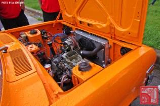 Mazda RX3 Wagon 12A Engine Team_Nostalgic Chicago