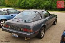 Mazda RX7 FB Rear Three Quarter Team_Nostalgic Chicago