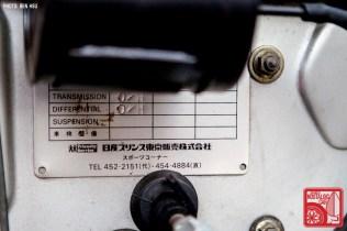 Nissan Skyline GT-R KPGC110 00127 auction 28