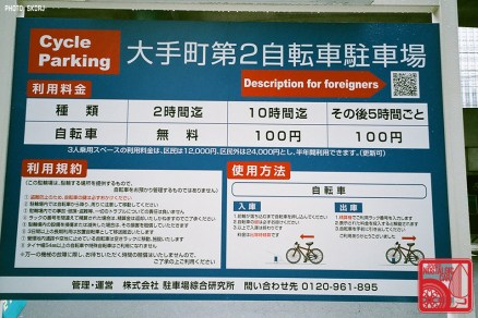 Parking in Japan 04 Pay As You Go - sign