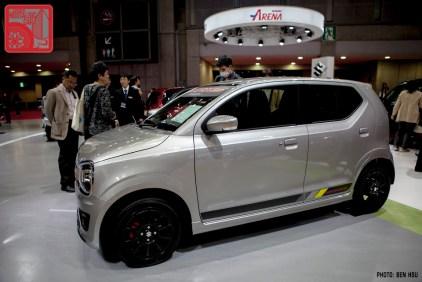 Suzuki Alto Works 02
