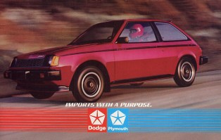 Dodge colt turbo 1984