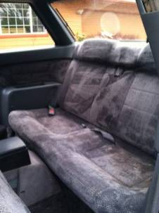 Rear Seat EA82 XT6