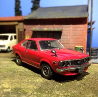 Takupon0816_Mazda RX3 Savanna diorama