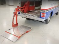 1978 Nissan Caravan Chair Cab restoration 14