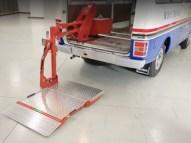 1978 Nissan Caravan Chair Cab restoration 14