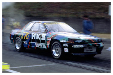 hks-r32-skyline-drag-car