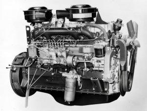 Isuzu 4stroke Diesel engine