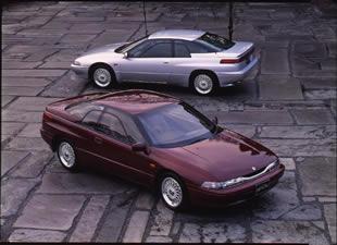Subaru SVX S4 1995 exterior