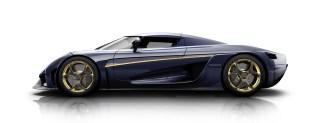 Koenigsegg Regera 01