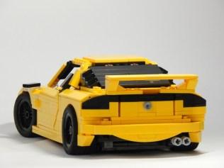 Lego Mazda RX7 FD3S 02