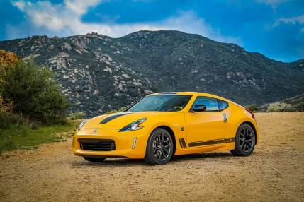 2018 Nissan 370Z Heritage Edition 03