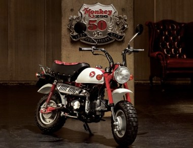 Honda Monkey Z50 50th Anniversary