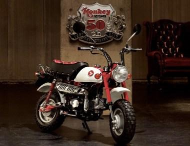 Honda Monkey Z50 50th Anniversary