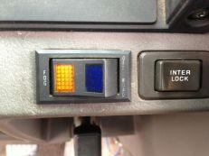 Nissan D21 Pickup Desert Runner Fog Light Switch