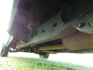 Toyota Hilux Diesel Frame Rail 1