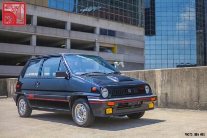 Honda City Turbo 9465