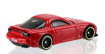 Hot Wheels Mazda RX7 FD3S Kmart KDay September 2017