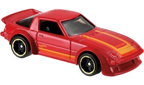Hot Wheels Mazda RX7 SA22 Kmart KDay September 2017