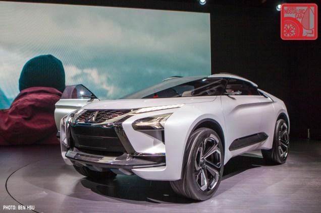 07-1523_Mitsubishi e-Evolution concept