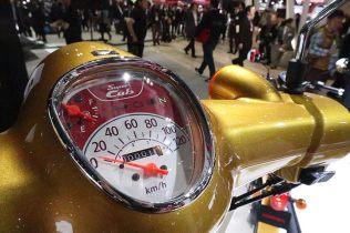 Honda SuperCub 100 million commemorative model