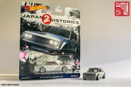 009-9189_Hot Wheels Japan Historics 2 Datsun Bluebird 510