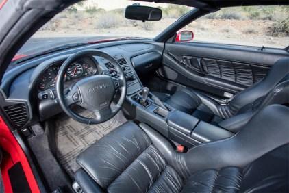 Acura NSX-T Bonhams Scottsdale 2018 03