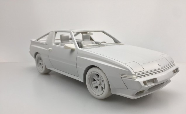 LS Collectibles Mitsubishi Starion 02