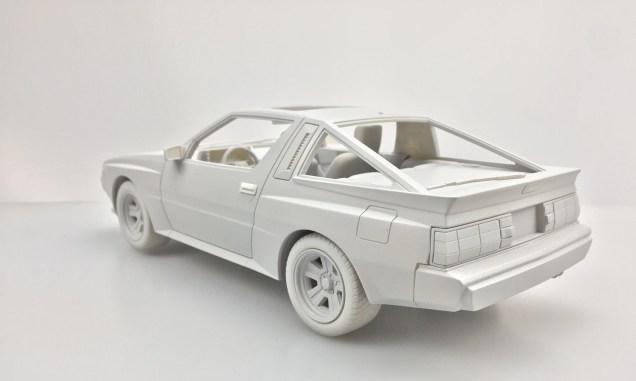 LS Collectibles Mitsubishi Starion 05