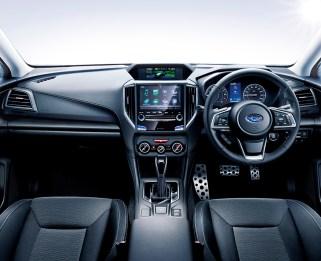 SubaruImpreza60th-interior
