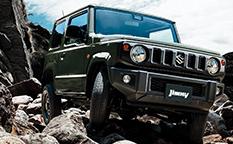 Suzuki Jimny 4th gen 06