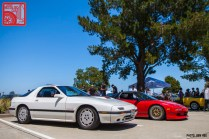 165-4668_Mazda RX7 FC3S & Acura NSX