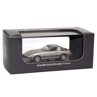 Japan Post Mazda Savanna RX7 SA22 diecast 01