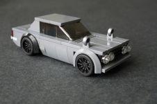 Lego Nissan Skyline C10 hakosuka by Prototyp 02