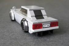 Lego Nissan Skyline C10 hakosuka by Prototyp 03